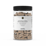 Reines Indol-3-Carbinol mit Brokkolisprossen