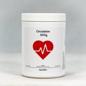Circulation powder