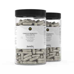 Complete Probiotics + 45 Billion CFU 2-Pack Bundle
