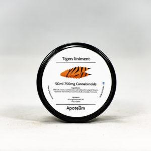 tigers liniment